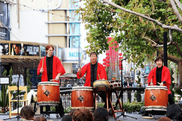 This Month: A Spectacular Lunar New Year Celebration at The Grove