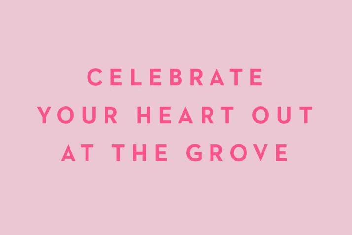 Celebrate Valentine's Day in Style at The Grove