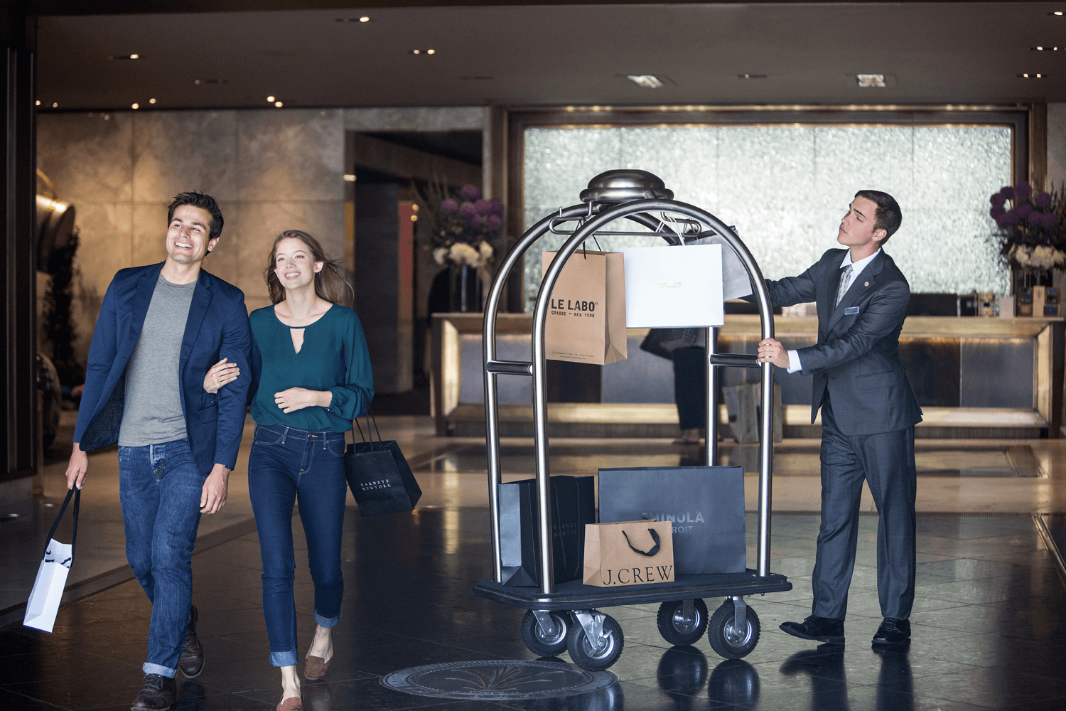 concierge images five star concierge and bellman shopping services at the 4484