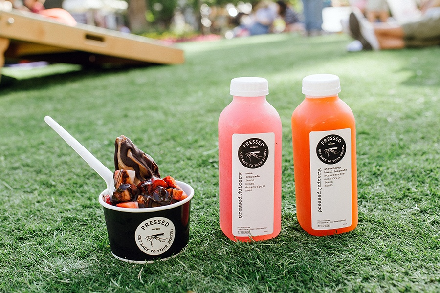 Pressed Juicery's Juice Box
