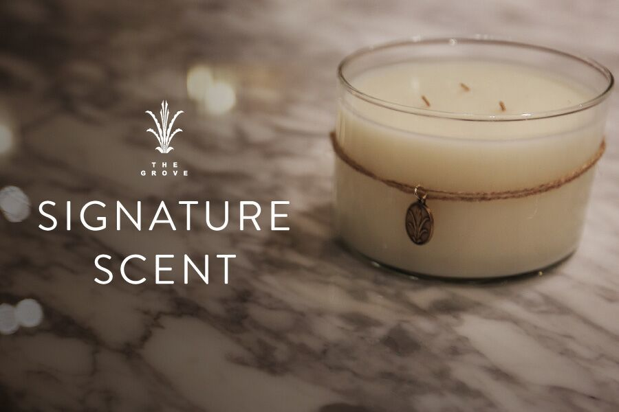 The Grove's Signature Scented Candle