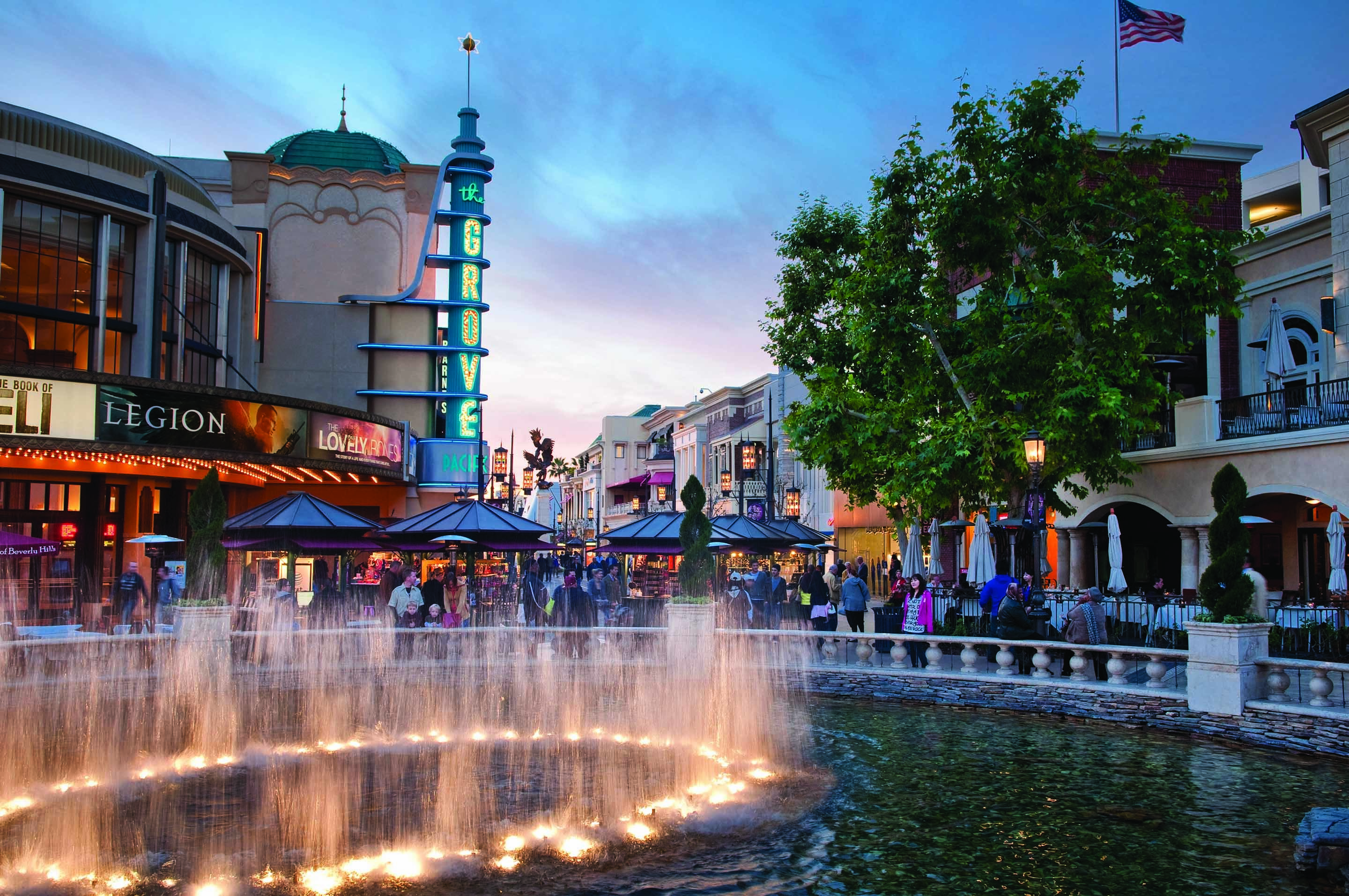 Los Angeles Movie Times - Pacific Theatres at The Grove LA