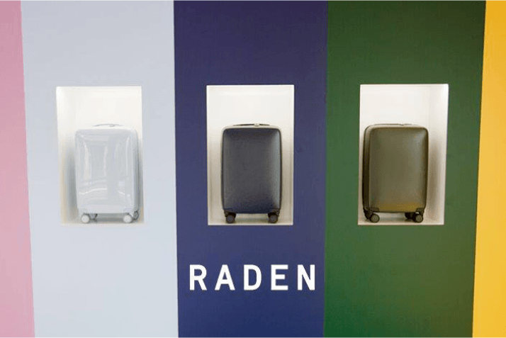 Summer Travel Essential: Raden's High-Tech, Low-Fuss Luggage Makes Getting There Half the Fun