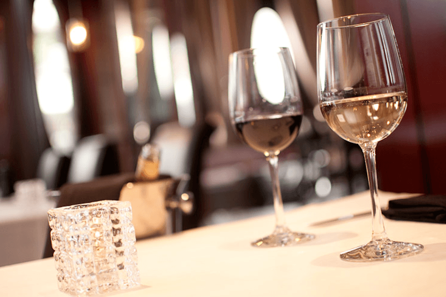 Happy Hour at The Whisper Restaurant and Lounge