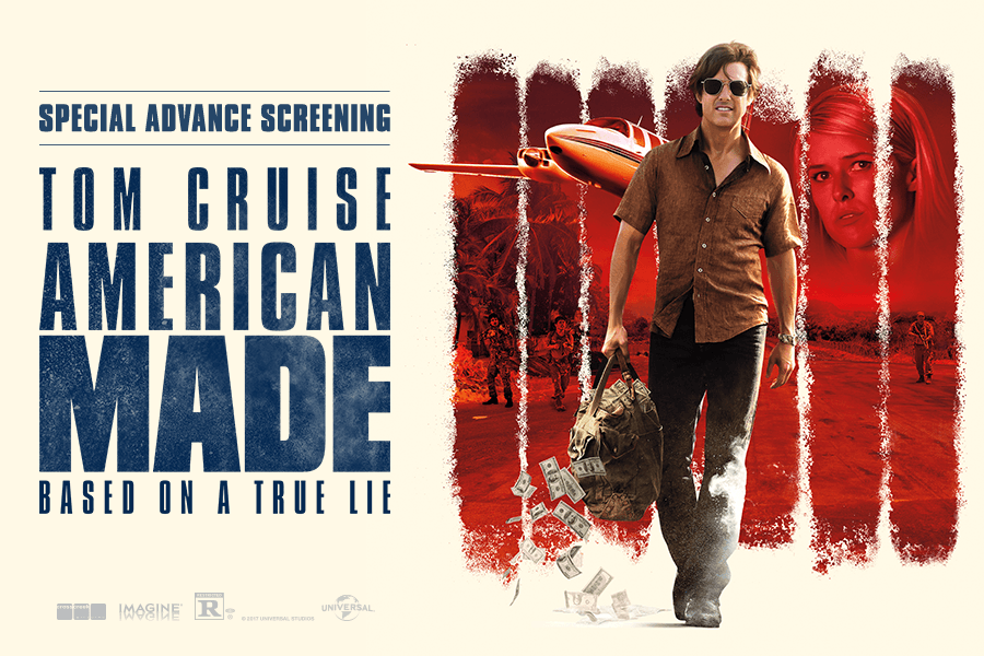 Citi Presents American Made Advance Screening