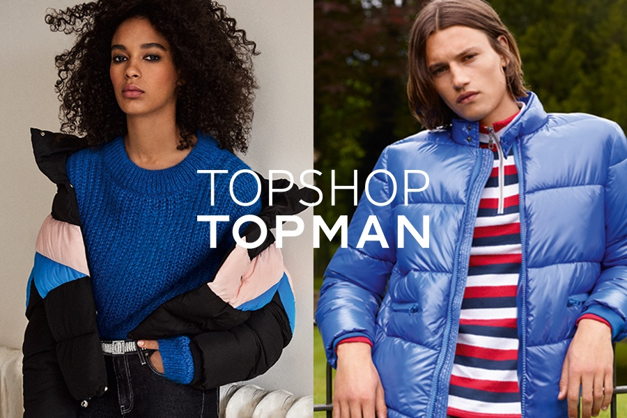 TOPSHOP AW17 Campaign Launch