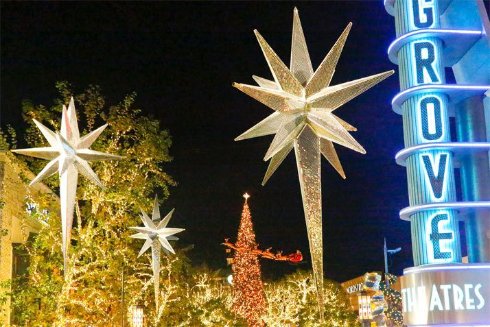 7 things to do this christmas in los angeles - Twas The Night Before Christmas Decorating Ideas