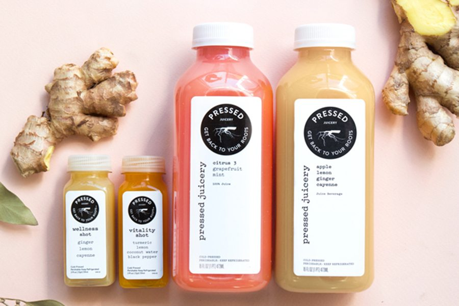 Cold Buster Kit At Pressed Juicery The Grove La