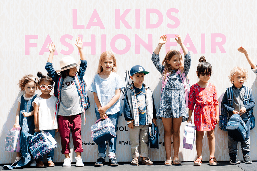 Kids Fashion Fair Presented by Fashion Mamas LA