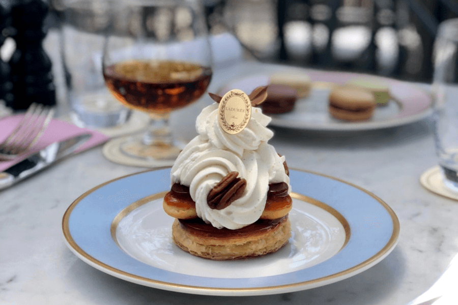 Father's Day Limited-Edition Puff Pastry at Ladurée