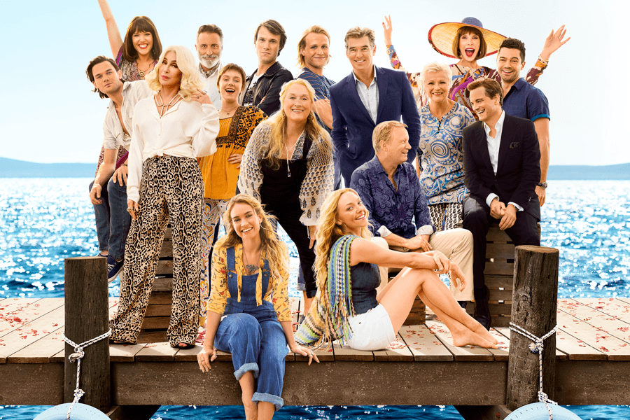 Bloggers Who Brunch: <I>Mamma Mia! Here We Go Again</I> Special Edition