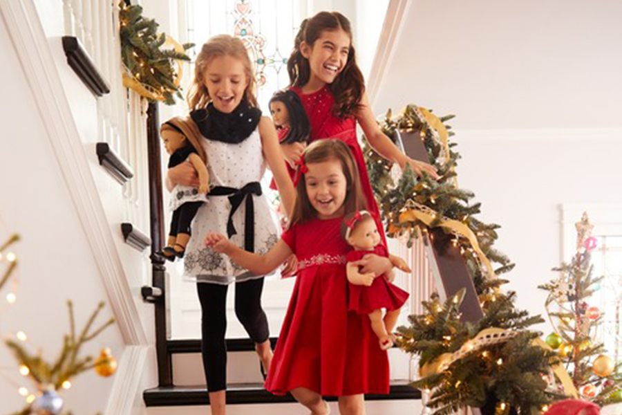 Santa Brunch and The Nutcracker Ballet with American Girl Place