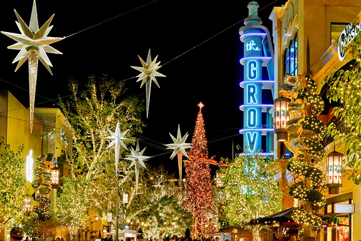 10 Reasons Not to Miss Christmas at The Grove