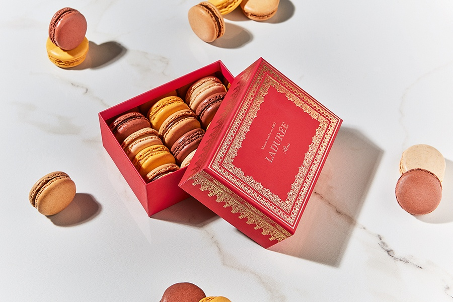 Limited-Edition Napoleon III Box at Ladurée