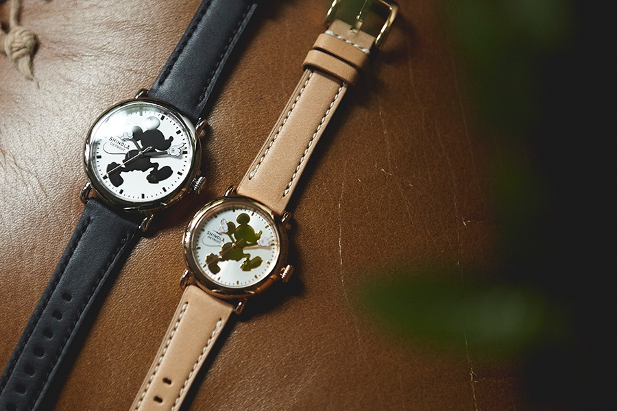 The Mickey Classics Collection at Shinola