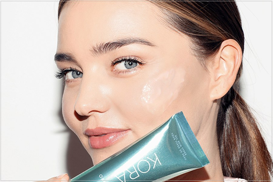 Miranda Kerr <br> Meet-and-Greet <br> at Kora Organics