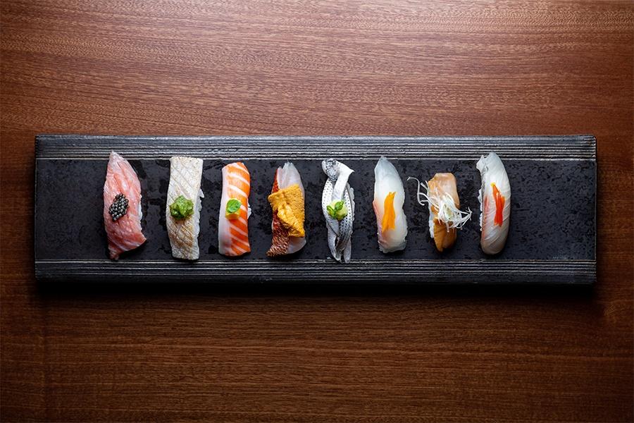 Valentine's Day Menu at Blue Ribbon Sushi