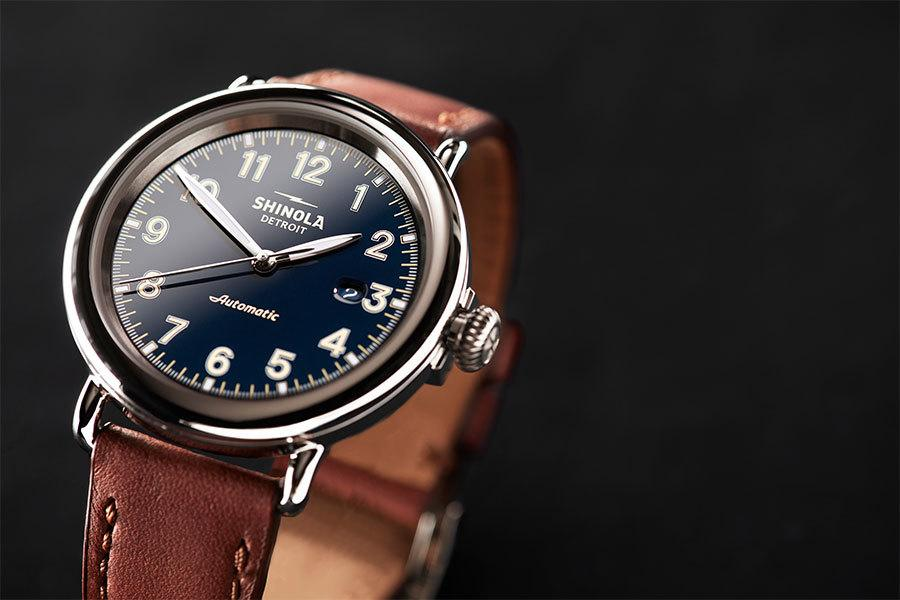 The Runwell Automatic Launch at Shinola