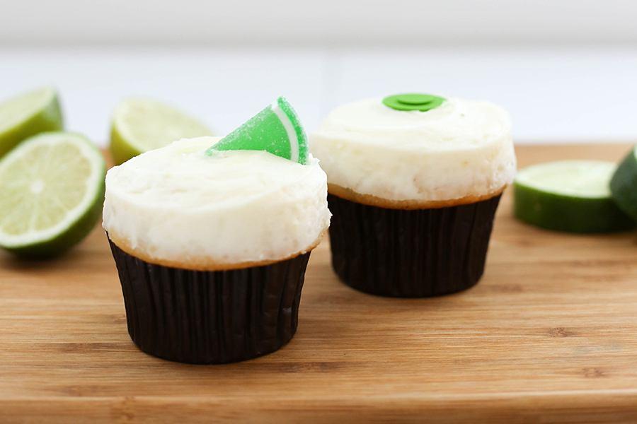 Margarita Cupcake at Sprinkles Cupcakes