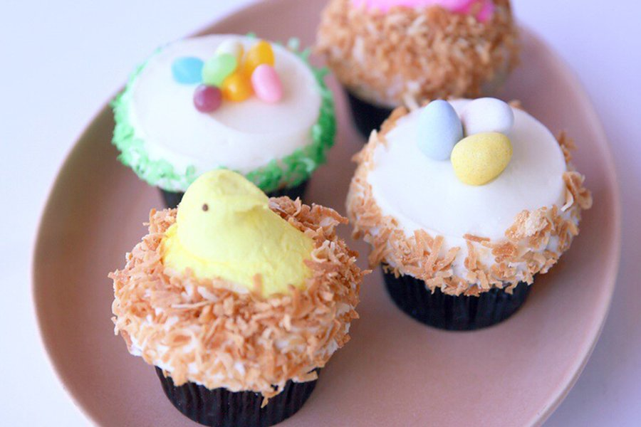New Easter Candy Treats at Sprinkles Cupcakes, Ice Cream and Cookies