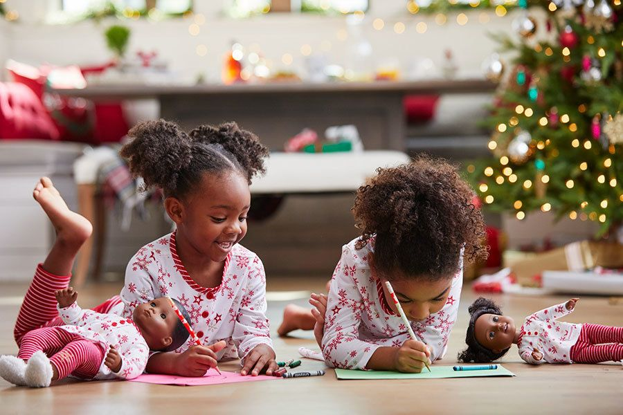 Holiday Cookie Decorating at American Girl Place