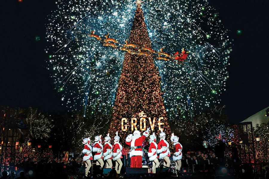 Citi Presents: Christmas at The Grove