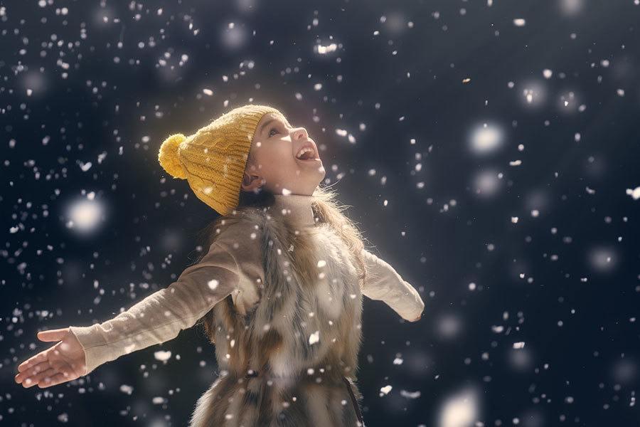 A Winter Wonderland • The Grove LA