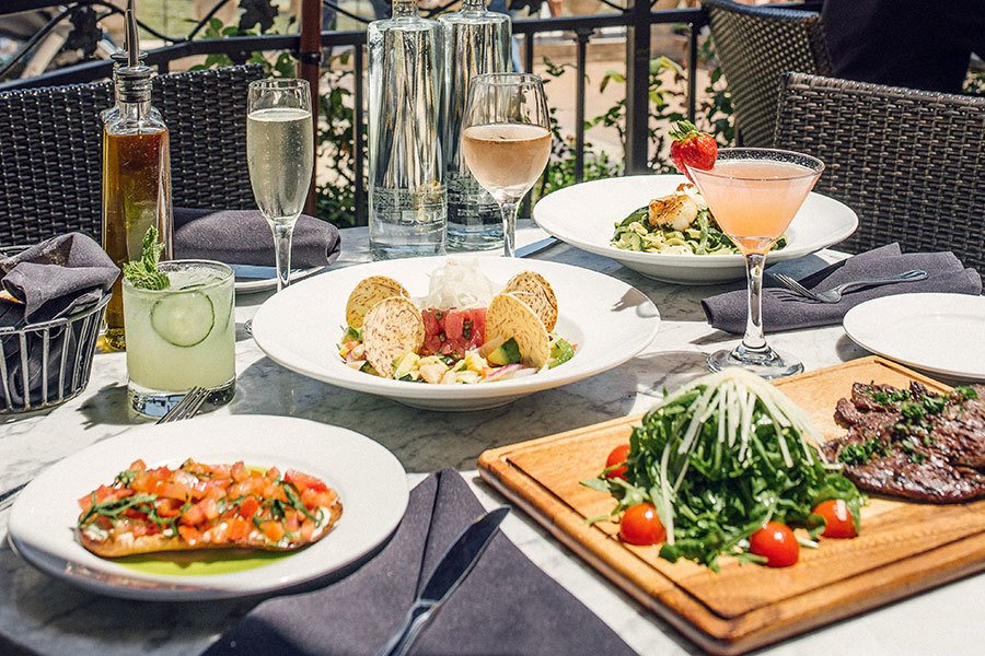 Complimentary La Piazza for First Responders