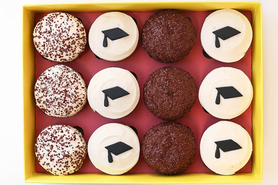 Cupcakes For Your Grad from Sprinkles Cupcakes