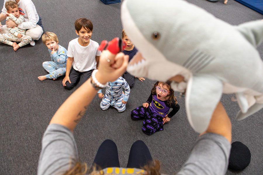 Kids Club IGTV: Wild Child Gym