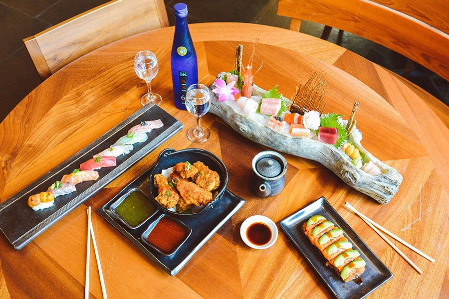 Blue Ribbon Sushi Bar & Grill Delivery & Carry-Out