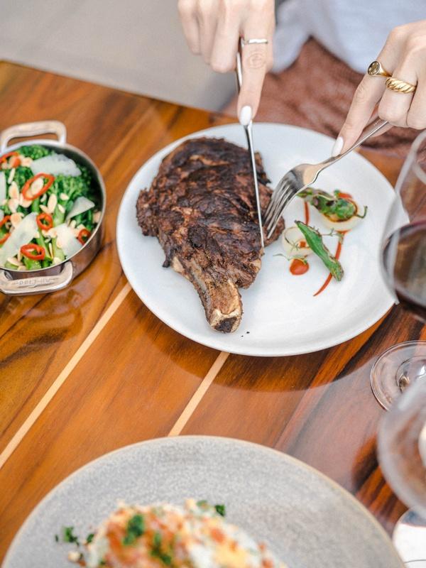 Bourbon Steak LA - The Grove LA: At-Home Dining Experiences - Presented by CarusoVIP