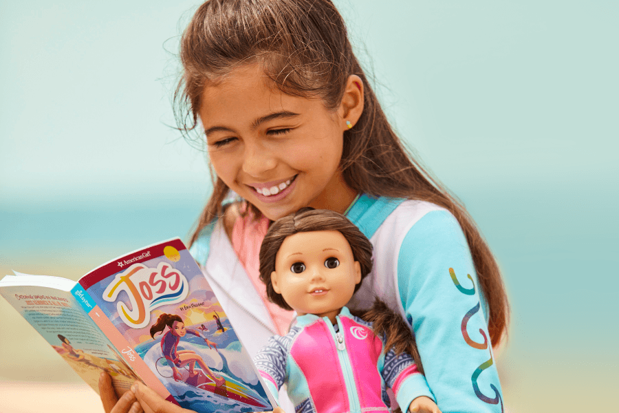 2020 Girl of the Year™ Book Club at American Girl Place