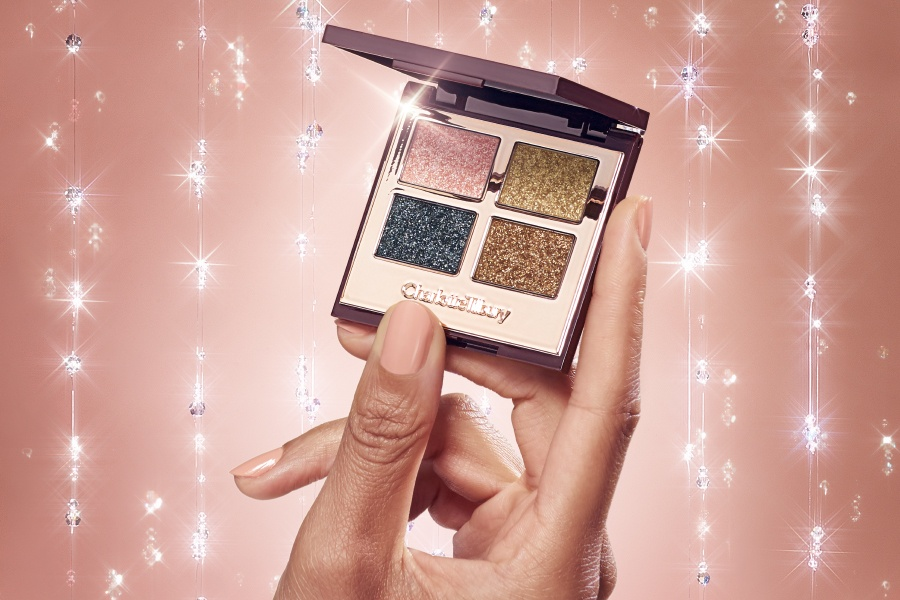 New Holiday Palettes at Charlotte Tilbury