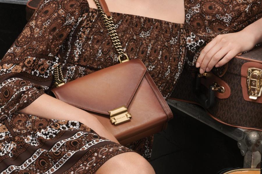 New Whitney Handbag at Michael Kors