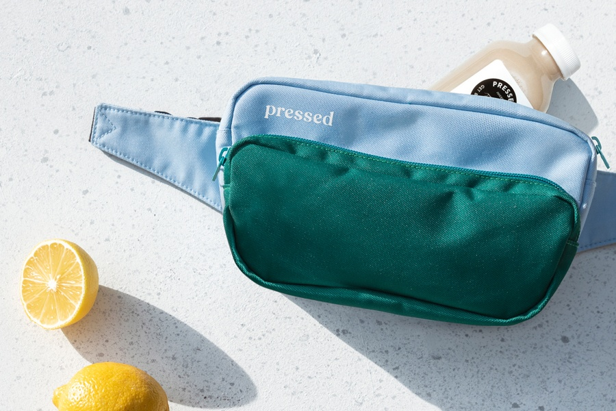 Limited-Edition Fanny Pack at Pressed Juicery