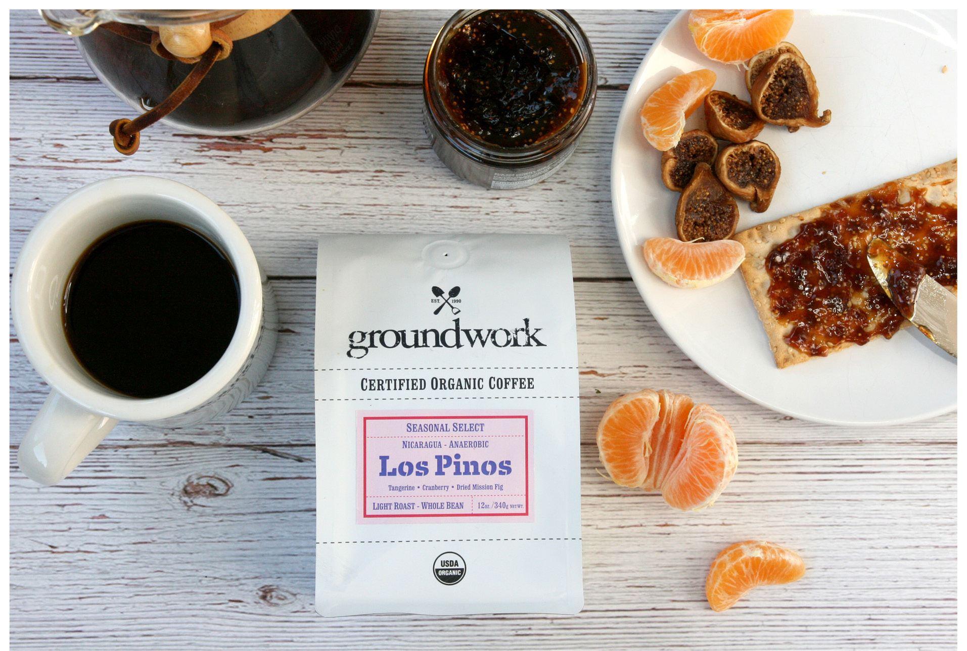 Seasonal Select at Groundwork Coffee