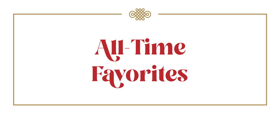 All-Time Favorites