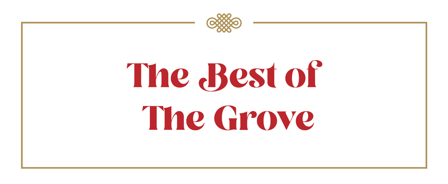 THE BEST OF THE GROVE