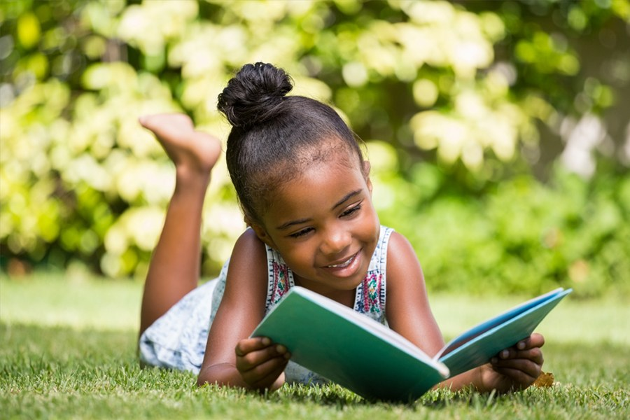 Storytime in The Park with Barnes & Noble