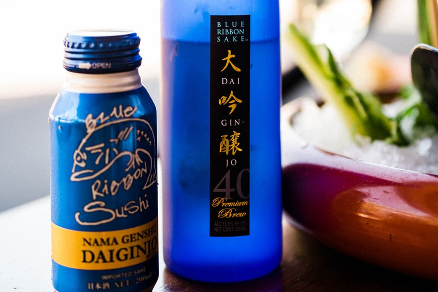 Bring Happy Hour Home with Blue Ribbon Sushi Bar & Grill