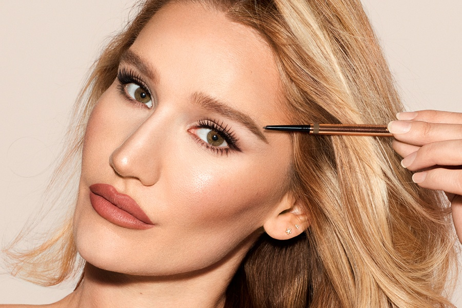 New Supermodel Brow Collection at Charlotte Tilbury