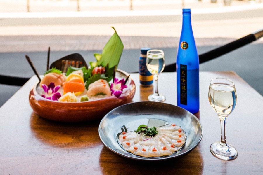Dine LA at Blue Ribbon Sushi Bar & Grill