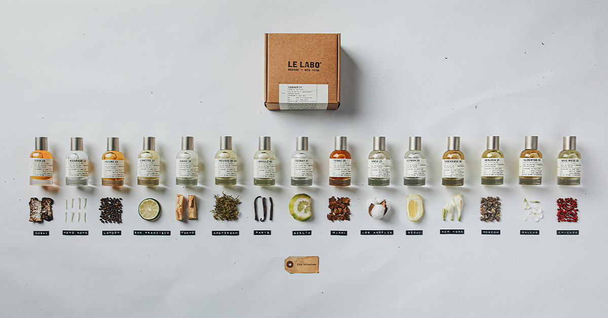 City Exclusive Collection at Le Labo