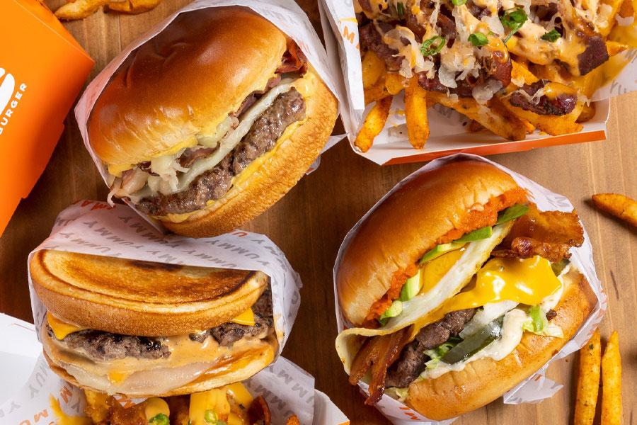 Dine LA at Umami Burger