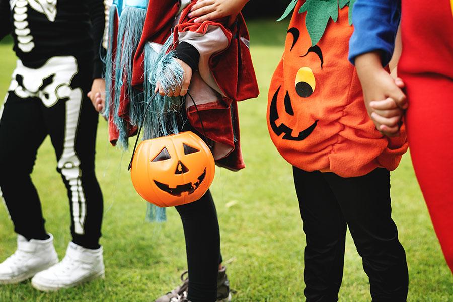 Kids Club Halloween Spooktacular